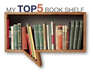 my-top5-book-shelf