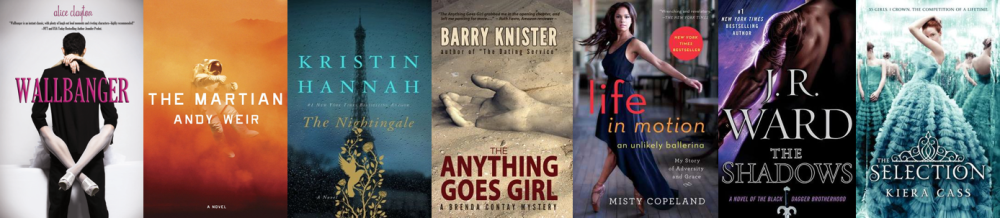 2015 Top Books